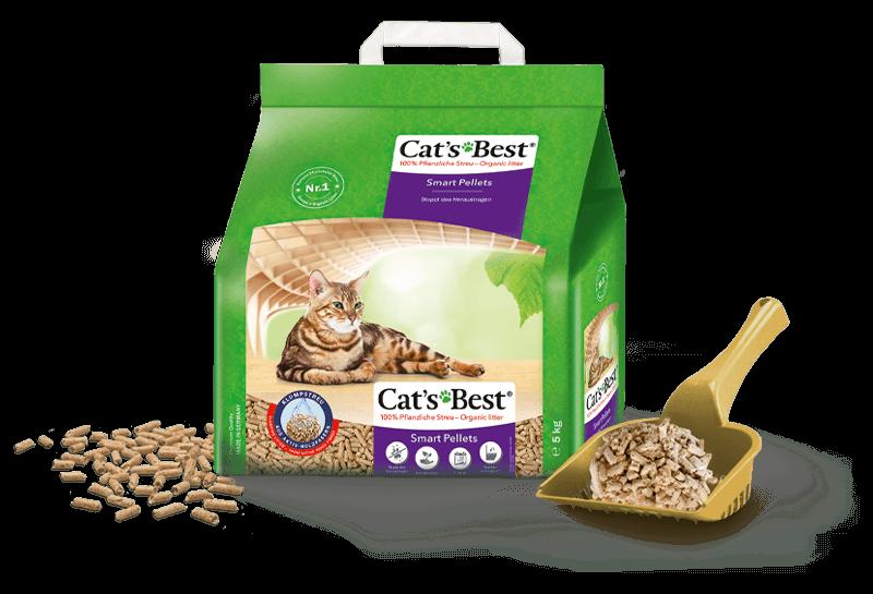 Cat's Best Smart Pellets Produktbild